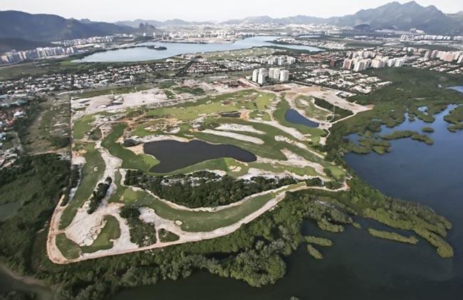 vista aerea campo olimpico IGF