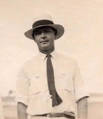 Chandler Egan medalhista olimpico 1904 ouro
