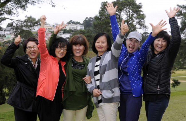 Equipe CGC, Mi Young shin, Kyoung Aie-Kim, Jae Soon Cha, Sung Hee Ahn, Je Sook Kim, Yeong Hee Kim e Eun Young Kim