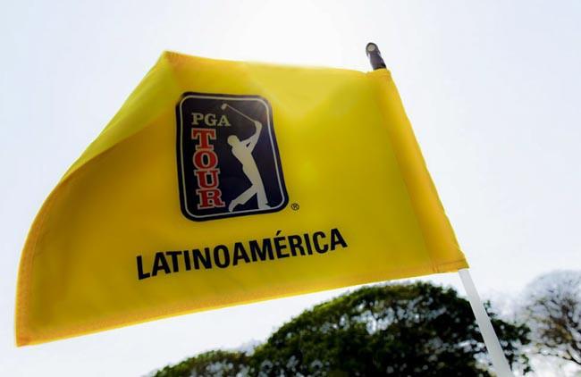 Bandeira PGA Tour LA