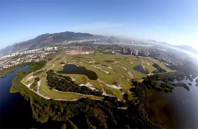 Campo OLimpico nova vista aerea
