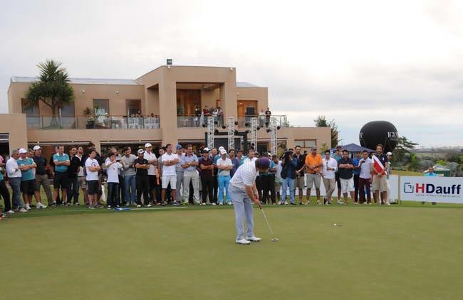Quinta Golf final aberto