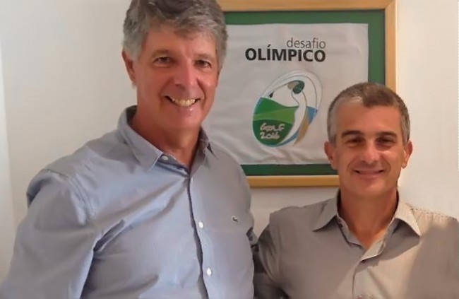Roberto Gomez e Euclides Gusi