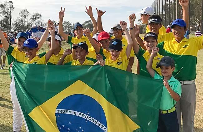 Brasil no IMG WGC2