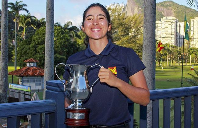 Laura Caetano campea ab gavea 650